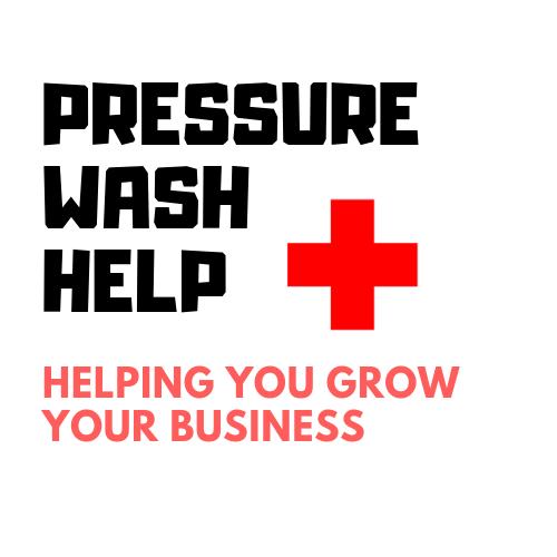 Pressure Wash Help