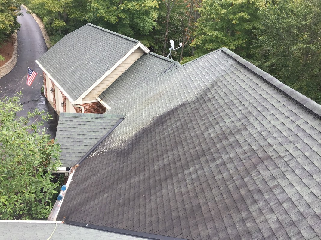 Roof cleaning training and blog